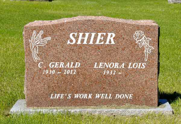 The Shiers An Irish Palatine Family Person Page